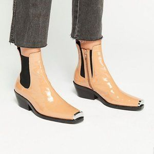 NEW IN BOX Free People Jeffrey Campbell Poker Boot
